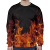 In Flames Sweater