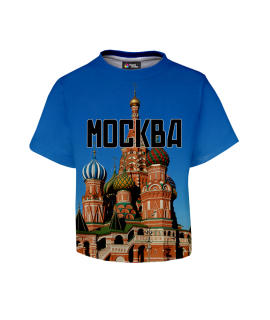 Moscow Kid's T-shirt