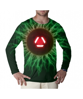 Gateway of Power longsleeve t-shirt