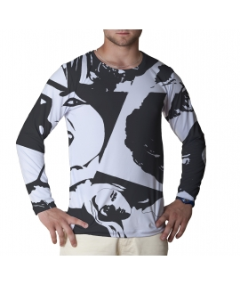 Art of Shape longsleeve t-shirt