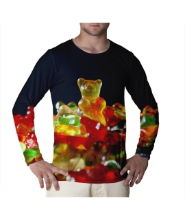 Gelly bear longsleeve shirt