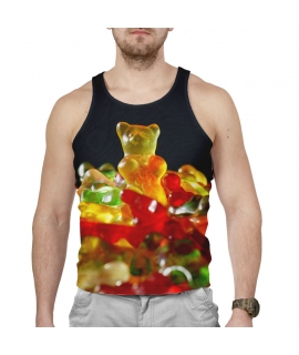Gelly bear Tank-top