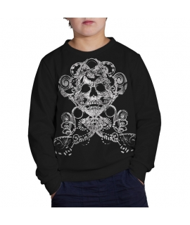 Sweater Diaz De Los Muertos for kids