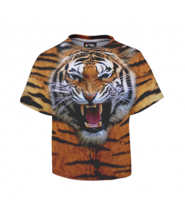 Wild Tiger T-shirt for kids