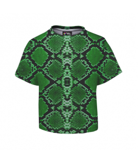 Green Lizard T-shirt for kids