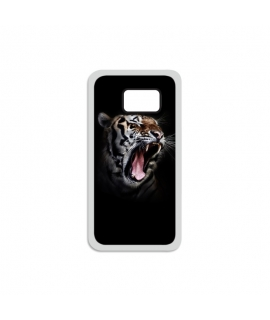 Black Tiger Samsung Case