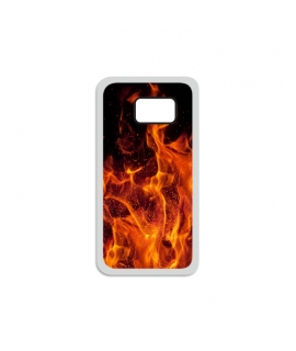 In Flames Samsung Case