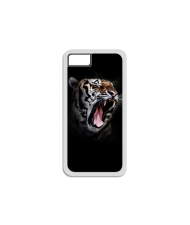 Black Tiger iPhone Case