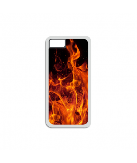 In Flames iPhone Case