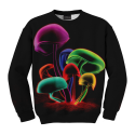 Bluza męska Colorful Shrooms