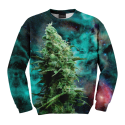 Marijuana Sweater