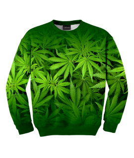 Green World Sweater