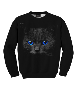 Sweater Black Cat Jumper
