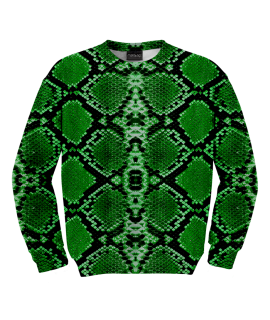 Bluza Green Lizard