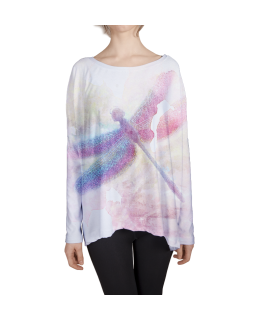 Dragonfly Oversize Sweater