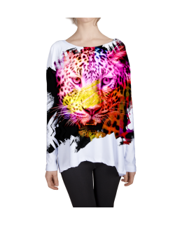Tiger Oversize Sweater