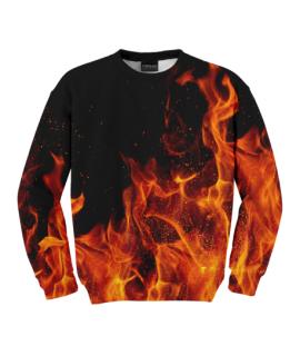 Bluza In Flames